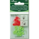 Quick Locking Stitch Markers - Large, 12 count