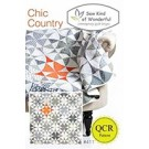 Chic Country Quilt Pattern using the Quick Curve Ruler (item: SKW100)