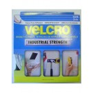 VELCRO®brand Industrial Strength 50MM x 3M Tape, White, Heavy-Duty Adhesive