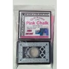 Quilt Pounce Pad With Pink Chalk Powder (Brush/Wash Out. Do Not Iron-Off)