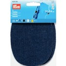 "Patches Denim  (Iron On/Sew On),  5.5"" x  4"",  2 Count: Dark Blue"