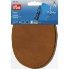 Patches Suede/Leatherette Camel 2 count
