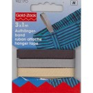 Hanger Tape, 3 colours x 1m