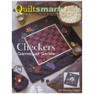 Checkers Game Quilt Kit