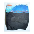 Shoulder Pads With Hook & Loop, Black M/L