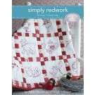Simply Redwork: Embroidery the Hugs 'n' Kisses Way by Helen Stubbings