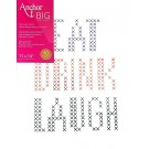 Cross Stitch/Embroidery Kit - Big Stitch Art - Eat Drink Laugh, 11 x 14""
