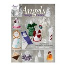 Angels Through The Year by Gemma Owen (12 Angelic Designs Made Using Size 10 Crochet Cotton!)