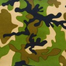 "Babyville PUL Fabric - Camouflage - 64"" x 6 Yards Bolt"