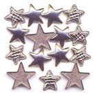 Assorted Silver Stars