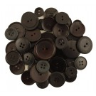 Button Bonanza Black
