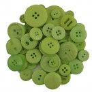 Button Bonanza Spring Green