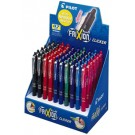 Frixion CLICKER Erasable Gel Pens, 0.7mm, 60 Piece Display.