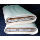 "Bosal Tear Away Stabilizer, 50cm (20"") x 22.86m (25 Yards), 75% Rayon 25% Polyester, White (Roll)"