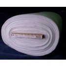 "Bosal Fusible Batting/Fleece, 114.3cm (45"") x 13.72m (15 Yards), 100% Polyester, White (Per Metre)"
