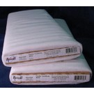 "Bosal Fusible Tricot, 50 cm (20"") x 22.86m (25 Yards), 100% Polyester, White (Roll)"