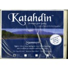 "Bosal Katahdin Premium 100% Cotton Batting - SUMMER, Twin Size, 72"" x 94"" (183 cm x 238.76 cm)"