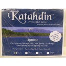 "Bosal Katahdin Premium 100% Cotton Batting - AUTUMN, Crib Size, 45"" x 60"" (114 cm x 152 cm)"