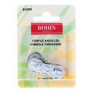 Bohin Needle Threader, Aluminum, 3pc.