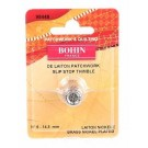 Bohin Thimble Quilters Nickel Plated Brass Sm No. 6