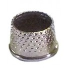 Bohin Open Ended Thimble Brass 15mm No. 4