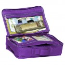 Yazzii Large Mini Craft Organizer, Purple