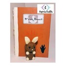 Copious Crafts Brown Bunny Felting Kit