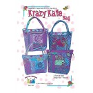 Krazy Kate Bag Pattern, 2 Sizes (Create 4 Bags From 1 Design Roll!)