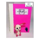Copious Crafts Pink Bunny Felting Kit