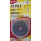REPLACEMENT BLADES FOR OLFA CHENILLE CUTTER, 1 COUNT