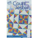 Court Jester 15 Pattern, Companion Pattern for the 15 Degree Squedge Tool  by Phillips Fiber Art