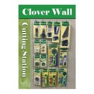 Clover Display - Cutting Station 'Making The Cut' Signage - Special Order Only