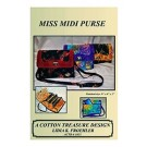 Miss Midi Purse Pattern