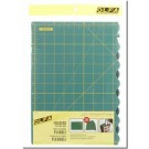 "OLFA Folding Cutting Mat, 12""x17"""