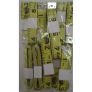Bulk Tape Measure, Yellow, 25 CountF