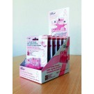 Clover Desk Needle Threader, Pink Ribbon POP Display