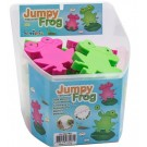 "Jumpy Frog 40"" Tape Measure 24pc Display (Assorted Colours)"