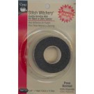 Stitch Witchery, Regular Weight, Black 1.6cmx11.9M