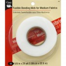 "Dritz-Fusible Bonding Web For Medium Fabrics - White - 5/8"" by 25 yards"