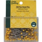 Fine Sharp Pins, 44mm, 250 count