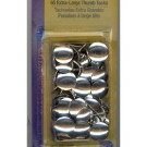 Extra-Large Thumb Tacks, 65 Count (Old Item#: 3162Q)
