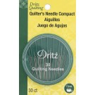 Quilter's Needle Compact, 30 Assorted Sizes Needles (Old Item#: 3303Q)