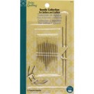 Needle Collection for Quilters and Crafters, 24 assorted needles