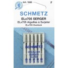 Schmetz Overlock Serger, Size Assorted, 5 Count