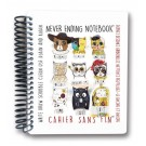 Mini Never Ending Notebook, 20 Erasable Pages