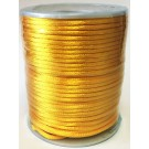 100% Polyester Rattail Cord, 4mm x 50M