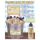 Grandma's Secret Spot Remover, Display Program, 36 Bottles Included