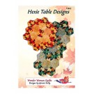 Hexie Table Designs Pattern By Wonder Woman Quilts