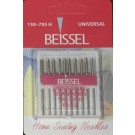 Beissel Universal 80*12 Machine Needles, 10 Count