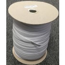 "1/4"" (6mm) x 288yd (263m) Spool - Knit Elastic - White"